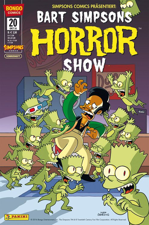 Bart Simpsons Horror Show 20