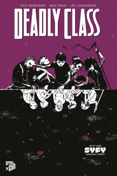 Deadly Class 2: Kinder ohne Heimat Cover