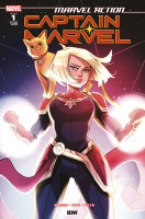 Marvel Action: Captain Marvel 1