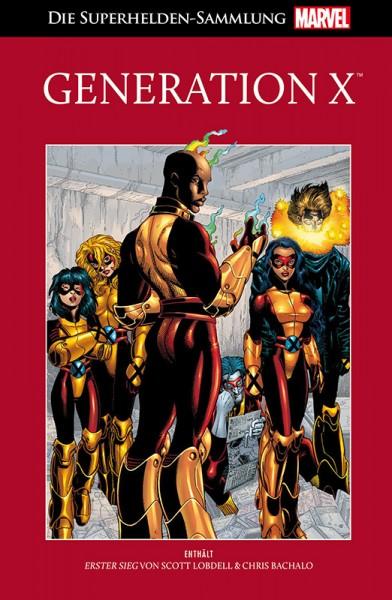 Die Marvel Superhelden Sammlung 79 - Generation X
