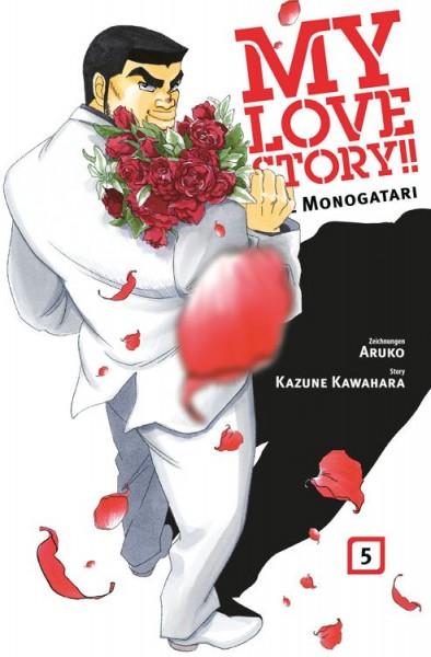 My Love Story! Ore Monogatari 5