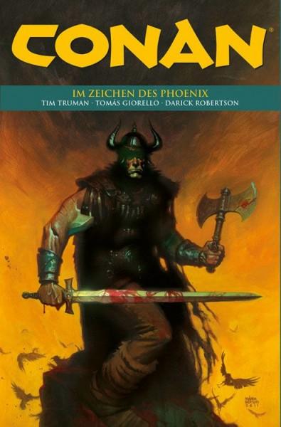 Conan 19: Im Zeichen des Phoenix