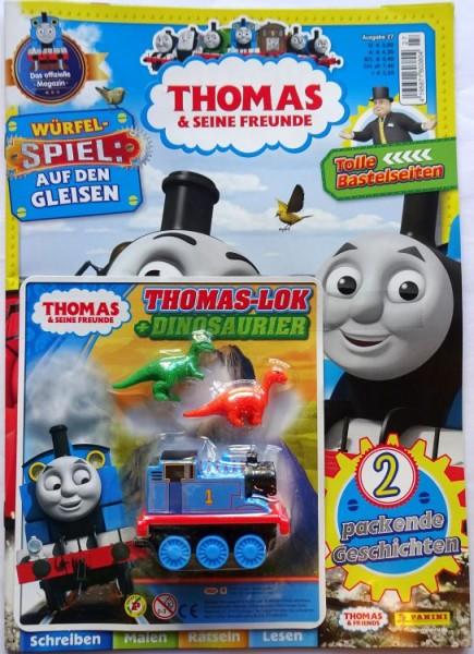 Thomas und seine Freunde Magazin 27