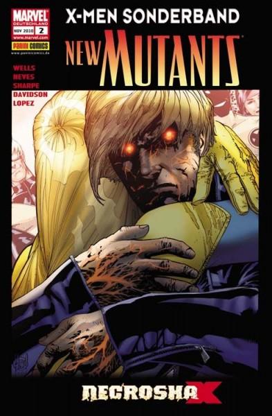 X-Men Sonderband: New Mutants 2
