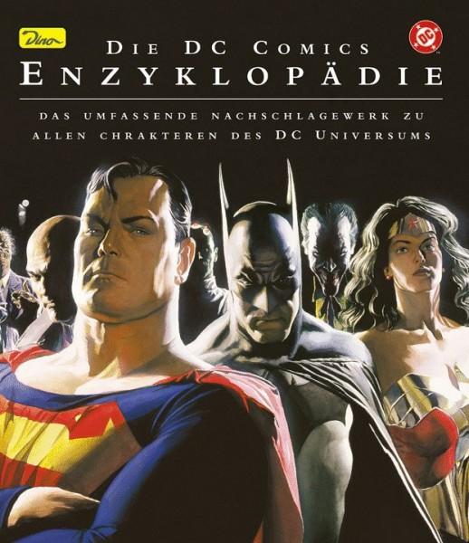 Die DC Comics Enzyklopädie