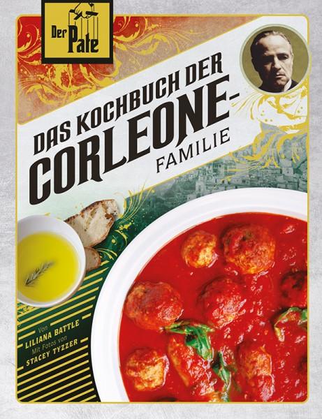Der Pate Das Kochbuch der Corleone-Familie Cover