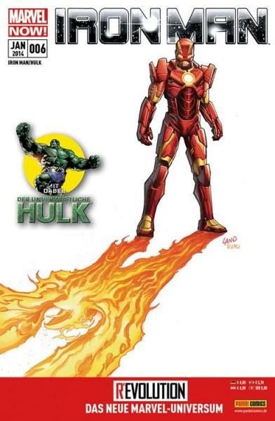 Iron Man/Hulk 6