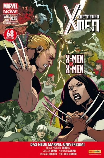Die neuen X-Men 25