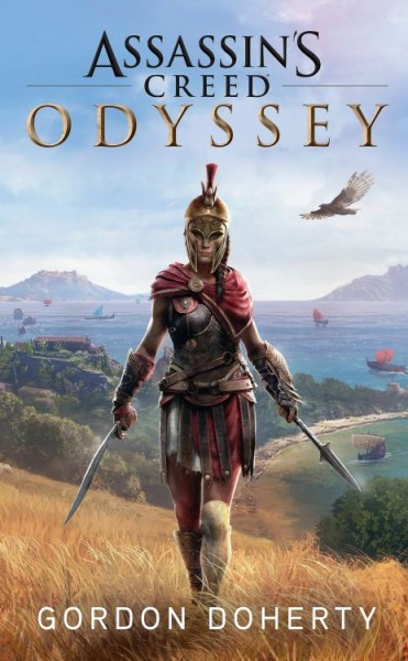 Assassin's Creed: Odyssey - Roman zum Game