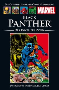 Hachette Marvel Collection 116 - Black Panther - Des Panthers Zorn
