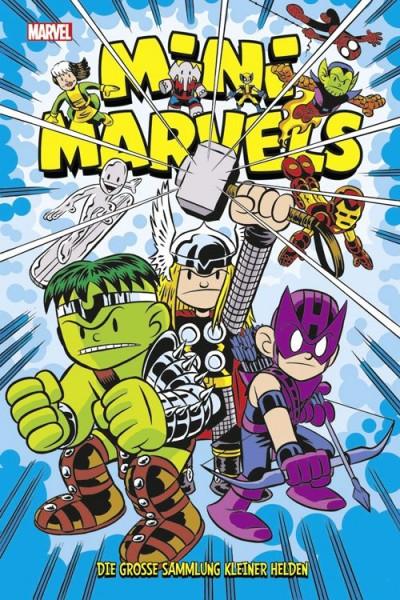 Mini Marvels - Die grosse Sammlung kleiner Helden