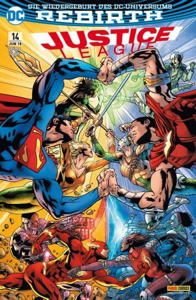 Justice League 14 (2017)