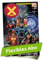 Flexibles Abo - X-Men Heft
