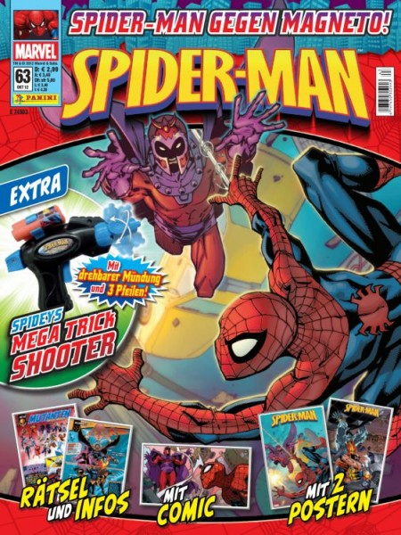 Spider-Man Magazin 63