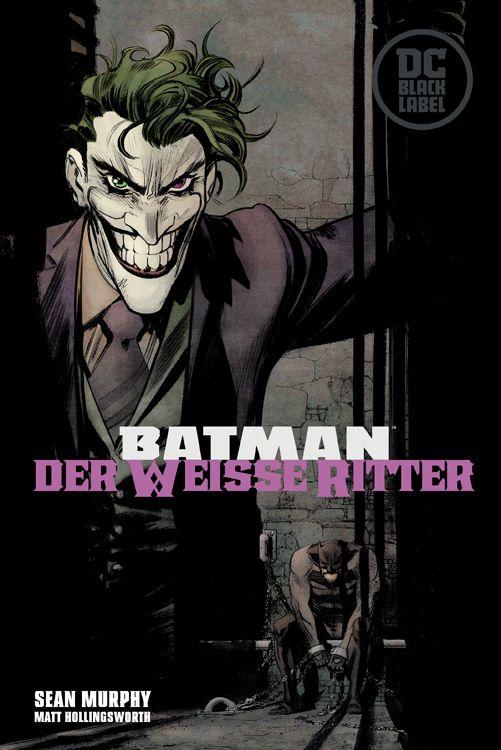 Batman: Der Weisse Ritter Hardcover