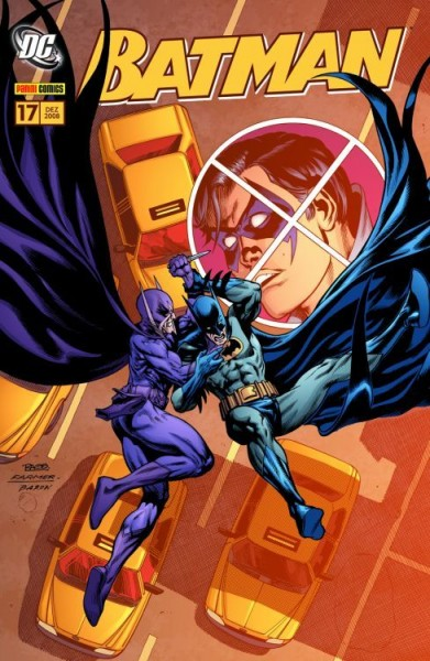 Batman Sonderband 17