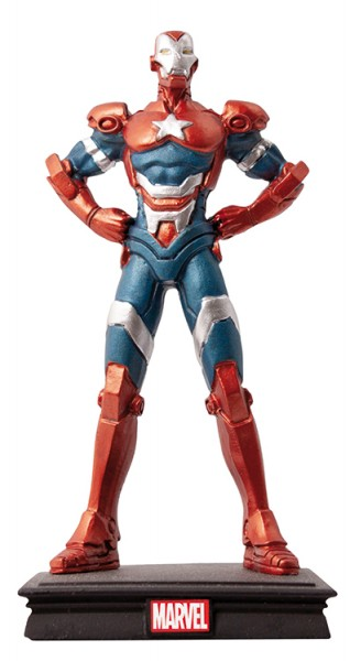 Marvel Universum Figuren-Kollektion: #59: Iron Patriot