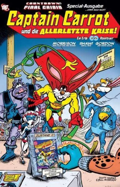 Captain Carrot und die allerletzte Krise! - Comic Action 2008