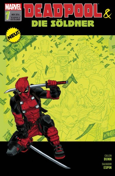 Deadpool & die Söldner 1