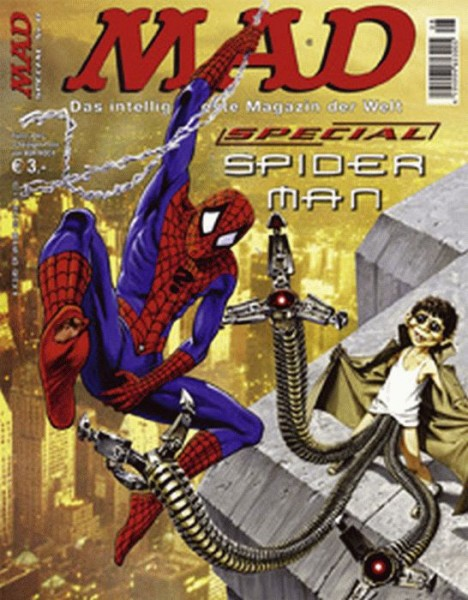MAD Special 8: Spider-Man