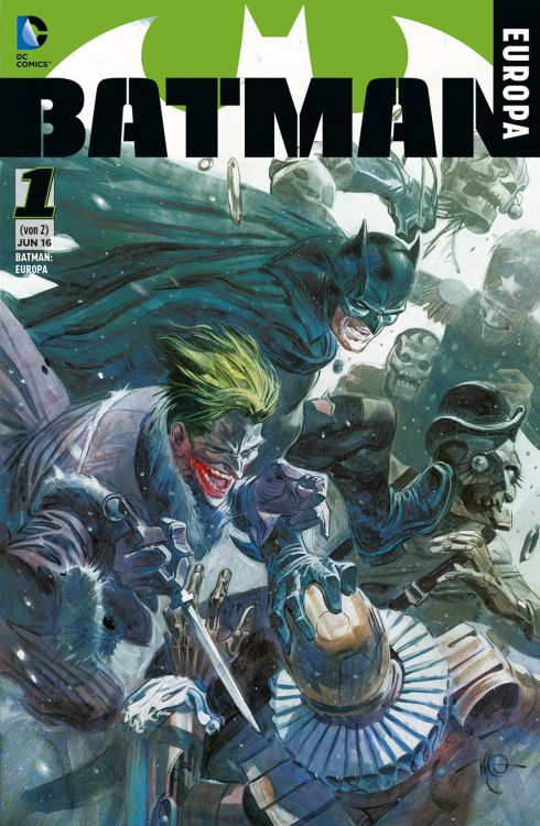 Batman: Europa 1 - Comic Salon...