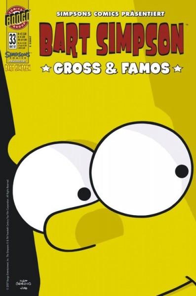 Bart Simpson Comics 33