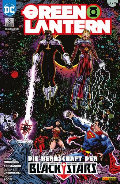 Green Lantern 3 Cover