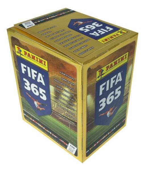 FIFA 365 2016 - Box mit 50 Tüten
