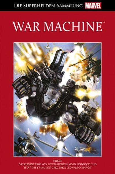 Die Marvel Superhelden Sammlung Band 54: War Machine