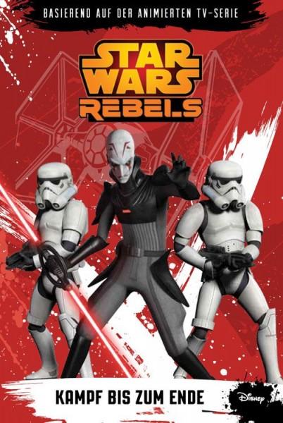 Star Wars: Rebels - Kampf bis zum Ende