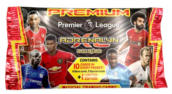Panini Premier League Adrenalyn XL 2019/20 Kollektion – Premium-Pack