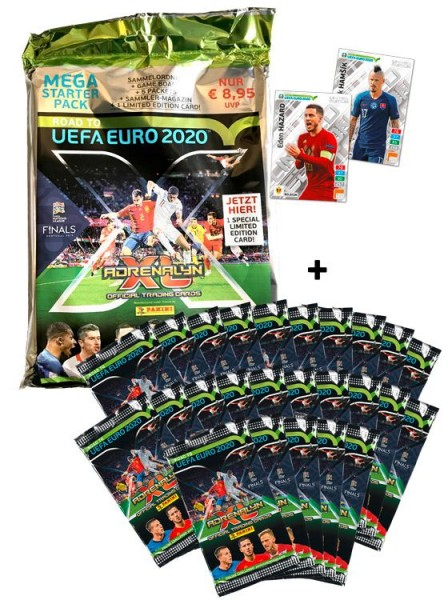 Road To UEFA Euro 2020 Adrenalyn XL – Sammelbundle
