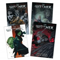 The Witcher: Comic-Bundle
