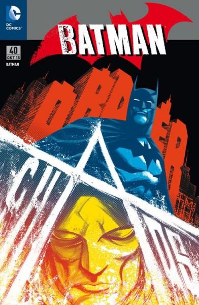Batman 40 (2012) Comic Action 2015 Variant