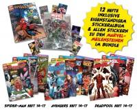 Marvel-Meilensteine-Heftserien-Bundle