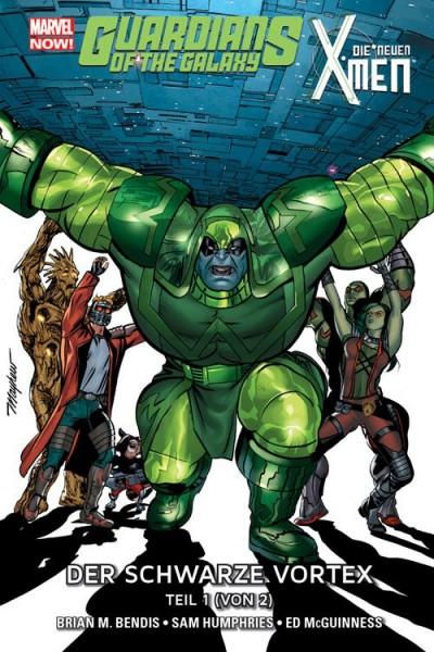 Guardians of the Galaxy & die neuen X-Men: Der schwarze Vortex 1