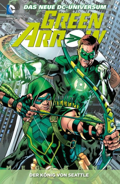 Green Arrow Megaband 3