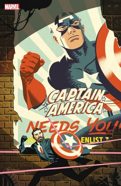 Captain America: Steve Rogers 7 - Das gelobte Land