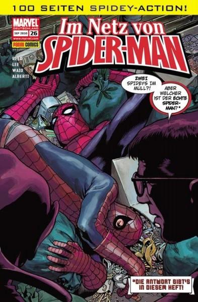 Im Netz von Spider-Man 26