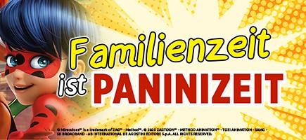 Familienzeit ist Paninizeit