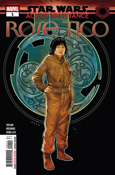 Star Wars 63: General Hux & Roes Tico - Kiosk-Ausgabe Cover