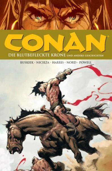 Conan 8: Die Blutbefleckte Krone