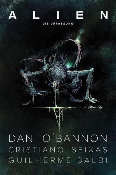 Alien: Die Urfassung Cover