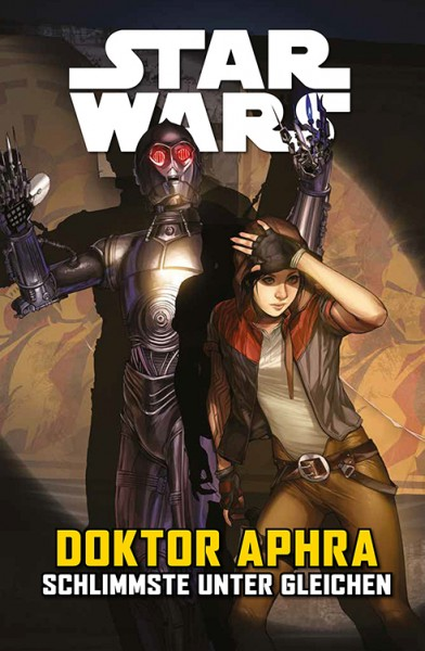 Star Wars Sonderband: Doktor Aphra V