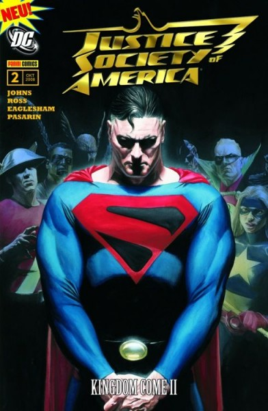 Justice Society of America 2: Kingdom Come II