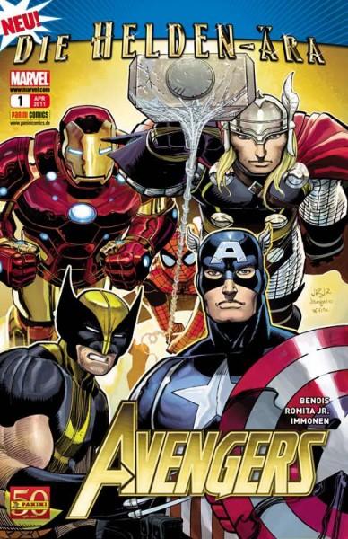 Avengers 1 (2011)