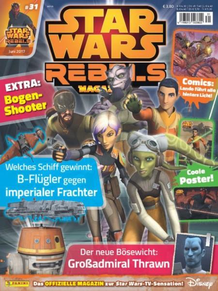 Star Wars: Rebels - Magazin 31