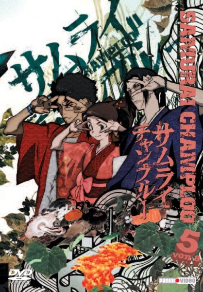 Samurai Champloo 5