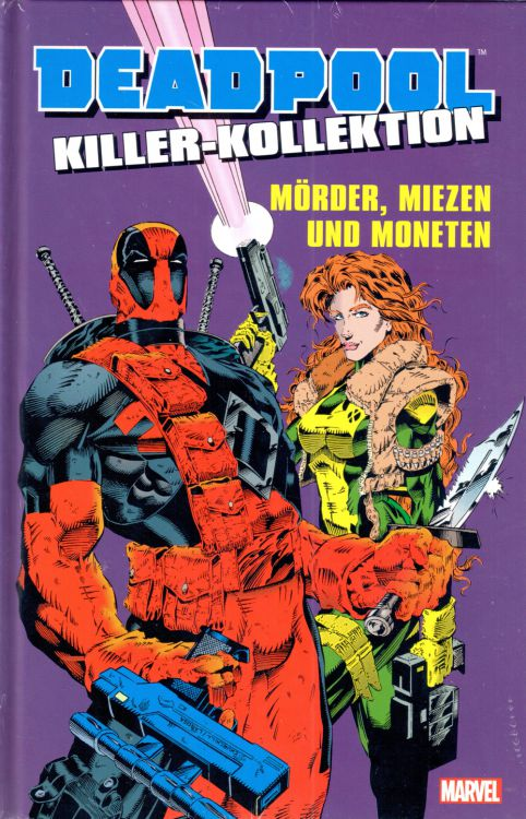 Deadpool Killer-Kollektion 1: Mörder,...