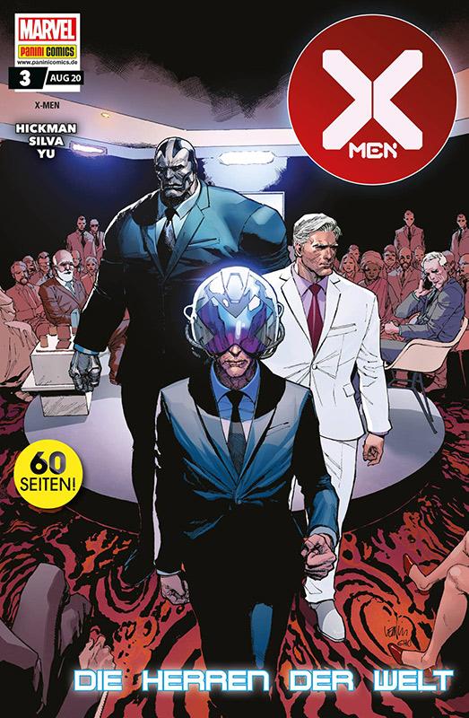 X-Men 3 - Die Herren der Welt